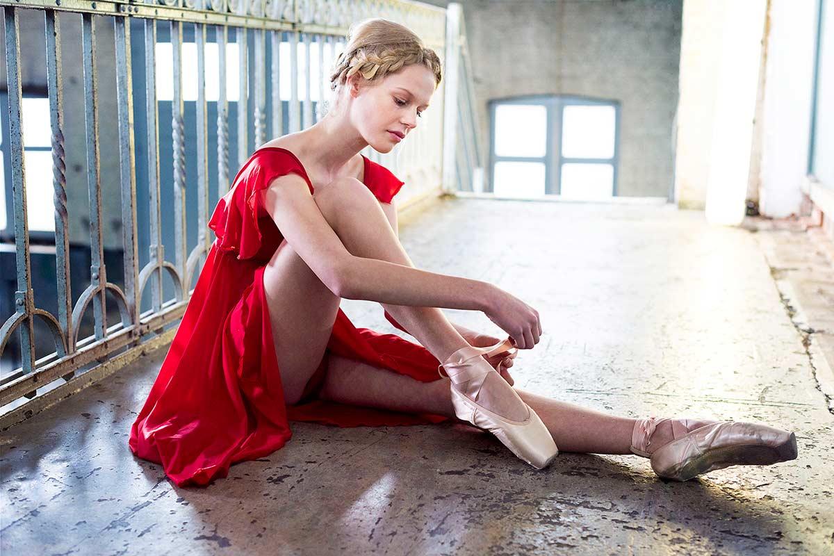 Arthur Los Fotografie - Pauline