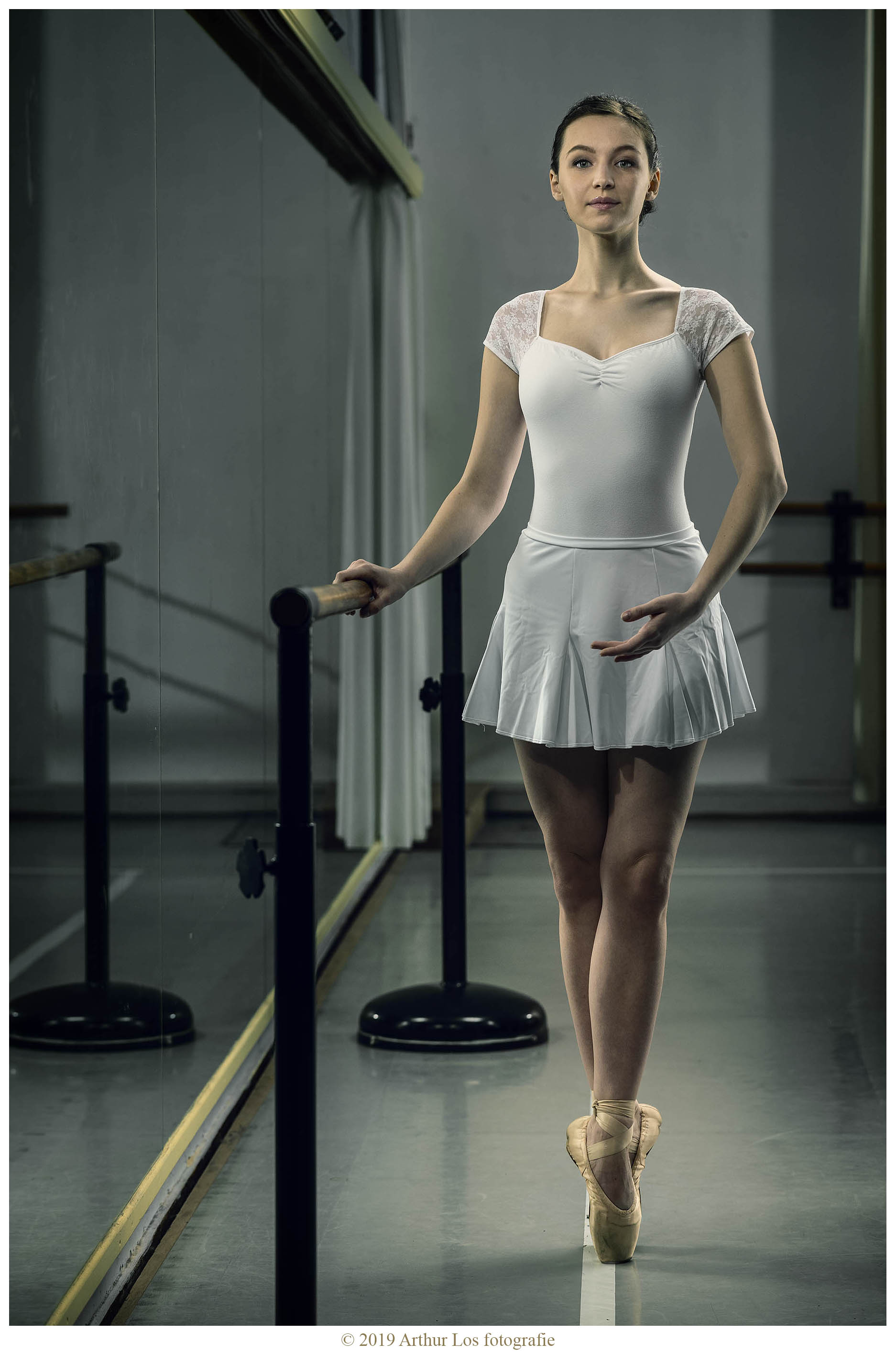 Arthur Los Fotografie - Stedelijk Conservatorium Mechelen Dans