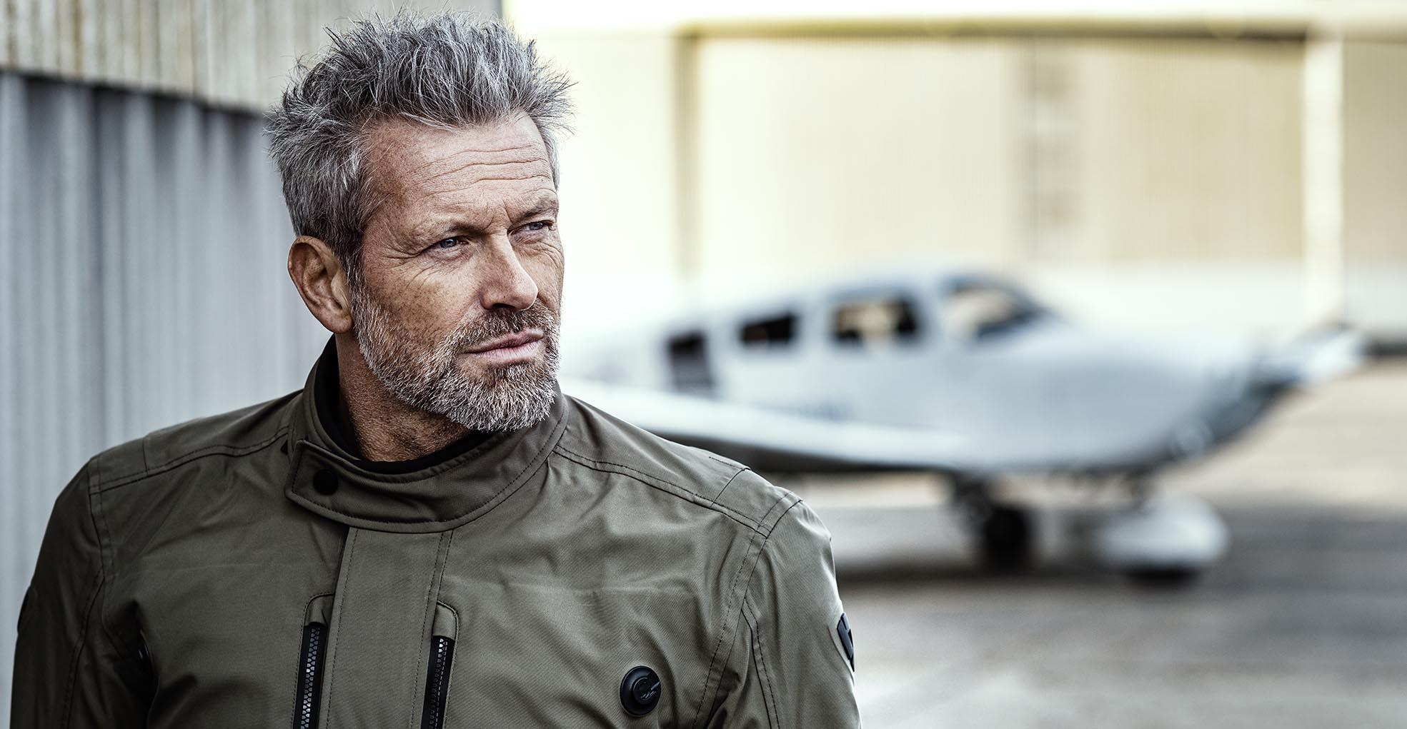 Arthur Los Fotografie - EKO motorwear
