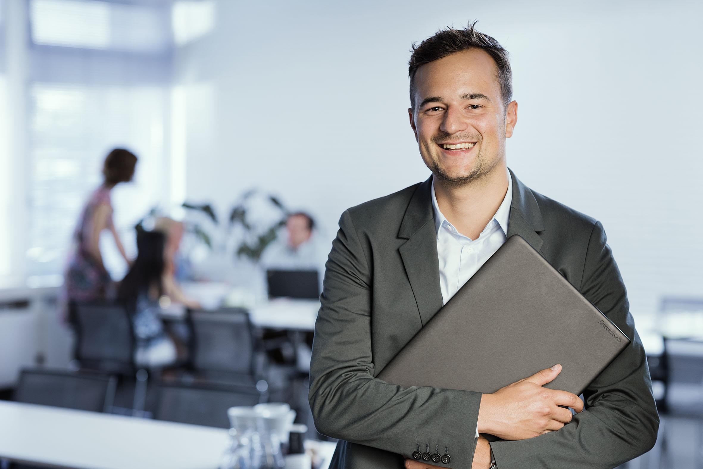 Arthur Los Fotografie - HR en rekrutering