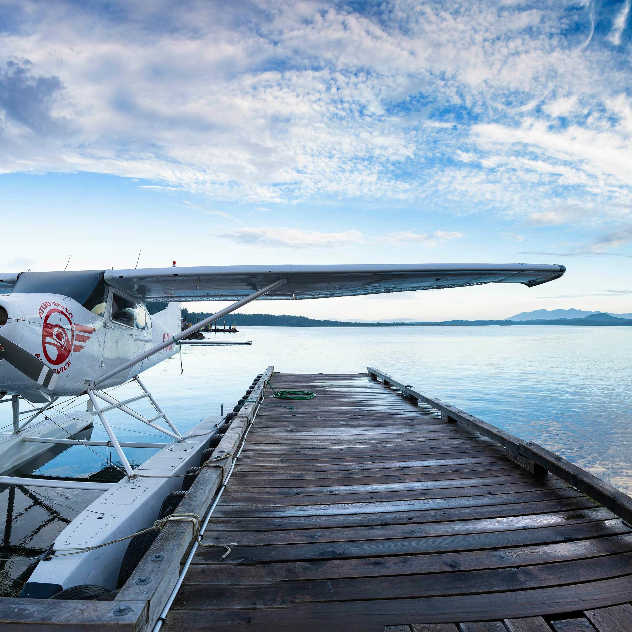 Arthur Los XXL Print - Tofino Watervliegtuig