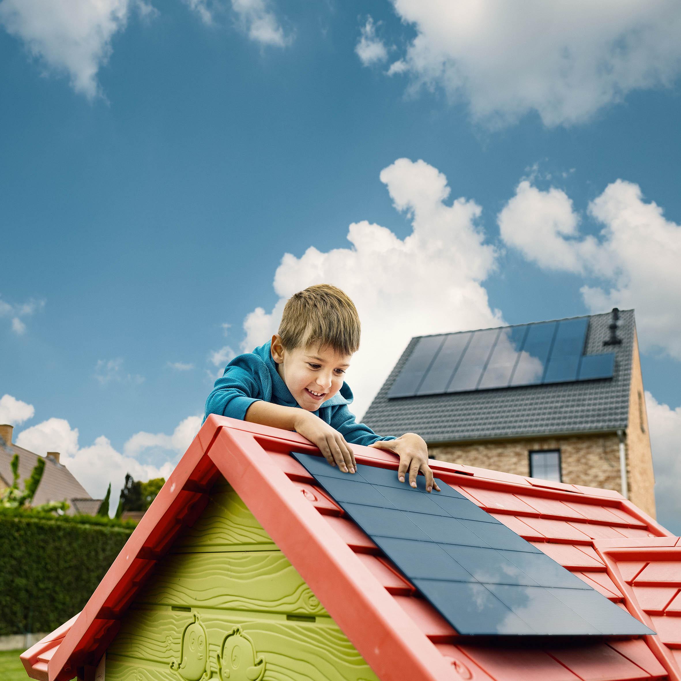 Arthur Los Fotografie - Ikea SOLSTRÅLE zonnepanelen