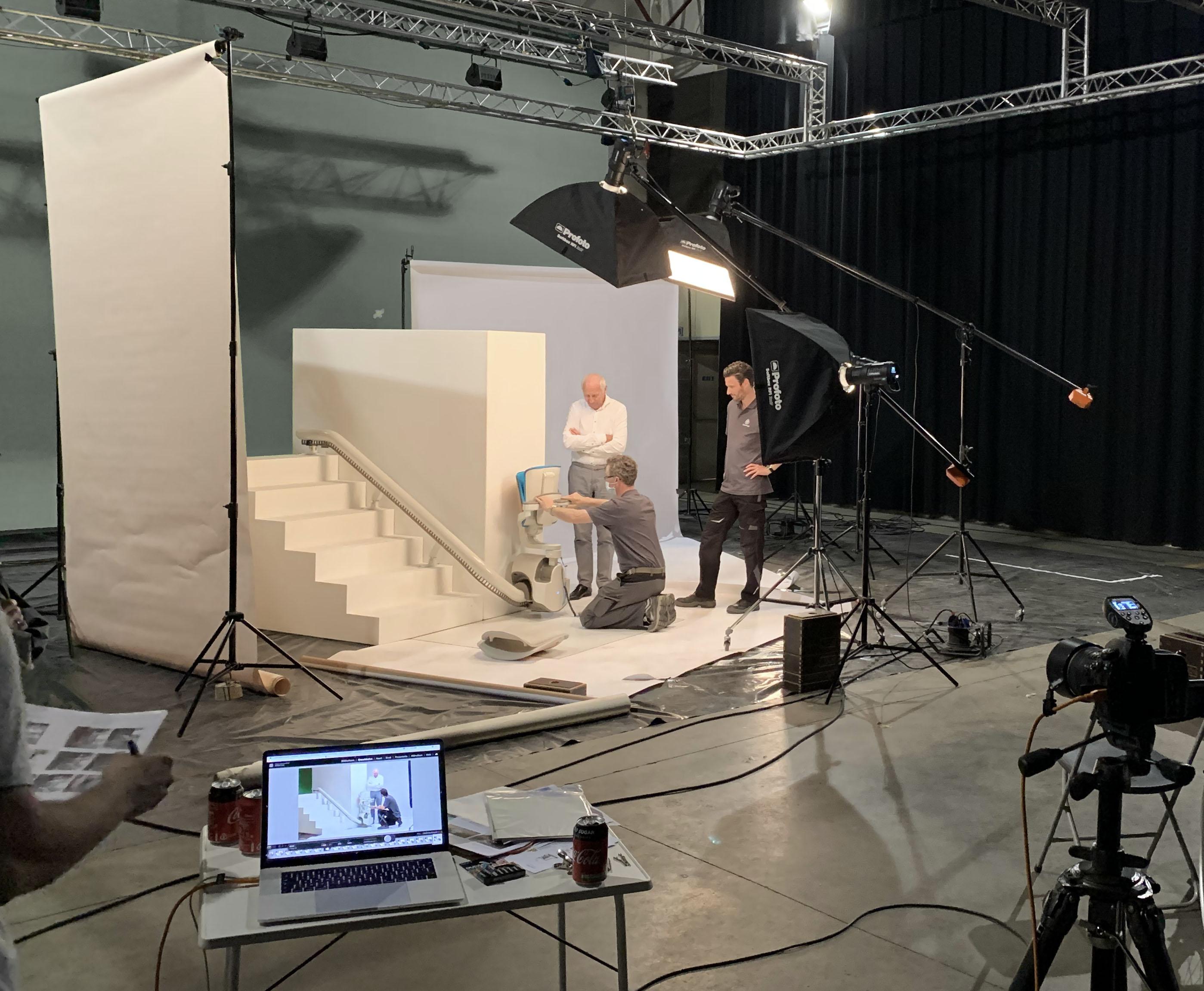 arthurlosfotografie -Behind the scenes
